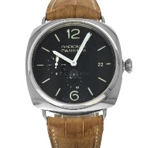 Panerai PAM 00323 Steel 2019 Radiomir 10 Days GMT 47mm pre-owned United States of America, Maryland, Baltimore, MD