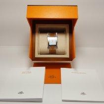 Hermès Heure H Steel 26mm White Arabic numerals United States of America, New York, New York