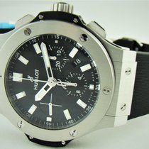 Hublot Big Bang 44 mm Steel 44mm Black No numerals United States of America, Illinois, Lincolnshire