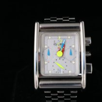 Alain Silberstein Steel 32mm Automatic pre-owned
