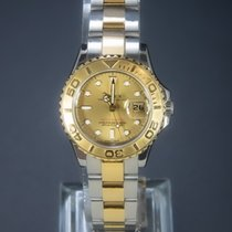 Rolex Yacht-Master 169623 Very good Gold/Steel 29mm Automatic