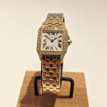 Cartier Santos Demoiselle Жёлтое золото Cеребро