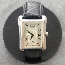Piaget Emperador White gold 41mm Silver Arabic numerals United States of America, North Carolina, RALEIGH