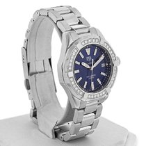 TAG Heuer Aquaracer Lady Steel 35mm Blue United States of America, Indiana, INDIANAPOLIS