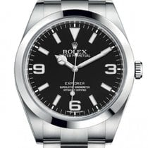 Rolex 214270 Steel 2020 Explorer 39mm new United States of America, New York, New York