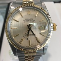 Rolex Datejust Gold/Steel 36mm Gold No numerals United States of America, Florida, Vero Beach