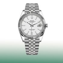 Rolex 126334 Steel 2020 Datejust 41mm new United States of America, New York, New York