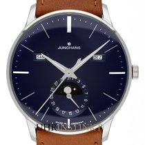 Junghans Steel 40.4mm Automatic 027/4906.00 new