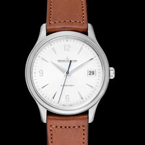 Jaeger-LeCoultre Master Control Date Steel 40mm United States of America, California, Burlingame