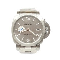 Panerai pre-owned Automatic Silver 10 ATM