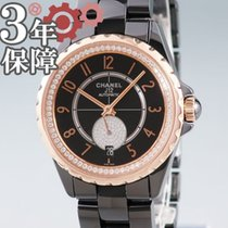 Chanel Or rose Remontage automatique 37mm occasion J12
