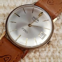 Enicar Gold/Steel 32mm Manual winding ENICAR pre-owned
