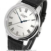 Glashütte Original Senator Automatic Steel 40mm Silver