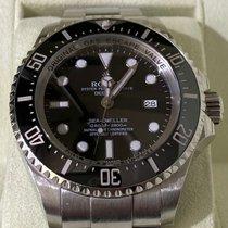 Rolex Sea-Dweller Deepsea Сталь 44mm Черный Без цифр Россия, 119607, Moscow