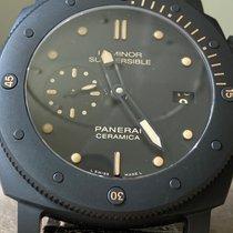 Panerai Luminor Submersible 1950 3 Days Automatic PAM 00616 Очень хорошее Углерод 47mm Автоподзавод Россия, 119607, Moscow