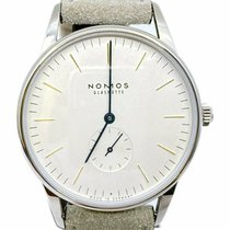 NOMOS Orion Steel 38mm No numerals United States of America, Florida, Naples