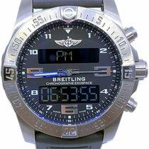 Breitling Exospace B55 Connected Titanium 15mm Black Arabic numerals United States of America, Florida, Naples