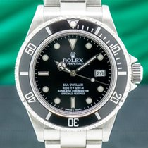 Rolex Sea-Dweller 4000 Steel 40mm Black United States of America, Massachusetts, Boston