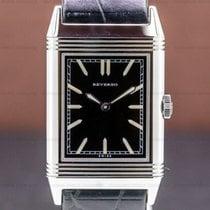Jaeger-LeCoultre Grande Reverso Ultra Thin 1931 Steel 46mm Black United States of America, Massachusetts, Boston