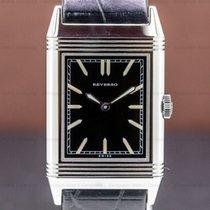 Jaeger-LeCoultre Grande Reverso Ultra Thin 1931 Acier 46mm Noir
