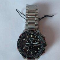 Citizen Promaster Sky nuevo Cuarzo Cronógrafo Reloj con estuche original CB5001-57E