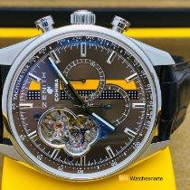 Zenith El Primero Chronomaster Steel 42mm Brown No numerals