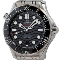 Omega Seamaster Diver 300 M Steel 42mm Black United States of America, Texas, Austin