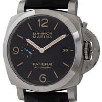 Panerai Luminor Marina 1950 3 Days Automatic Steel Black Arabic numerals United States of America, Texas, Austin