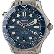 Omega Seamaster Diver 300 M Steel 42mm Blue United States of America, Texas, Austin