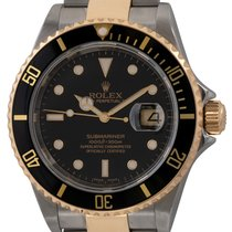 Rolex Submariner Date 16613 2005 pre-owned