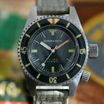Germano & Walter Steel 42 mmmm Automatic 3423 pre-owned
