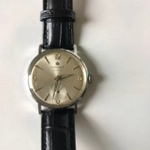 Junghans Steel 34mm Manual winding pre-owned