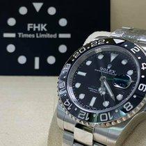 Rolex GMT-Master II 116710LN-0001 Sehr gut Stahl 40mm Automatik
