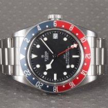 Tudor Black Bay GMT 79830RB Sehr gut Stahl 41mm Automatik