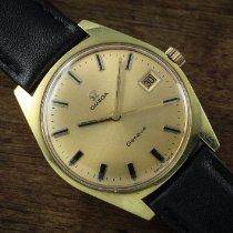Omega Genève 136.041 Sehr gut Gold/Stahl 34.5mm Handaufzug