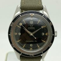 Omega Steel Automatic 2913-7 SC pre-owned
