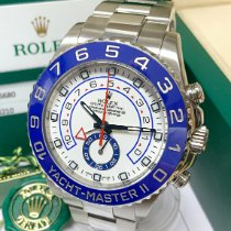 Rolex Yacht-Master II 116680 Very good Steel 44mm Automatic United Kingdom, Wilmslow