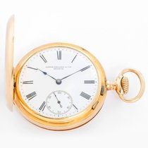 Patek Philippe Watch pre-owned Yellow gold 47mm Roman numerals Manual winding Watch only