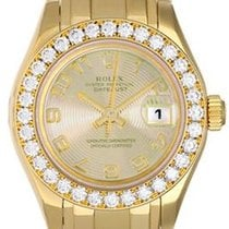 Rolex Pearlmaster 29mm Champagne Arabic numerals United States of America, Texas, Dallas