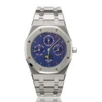 Audemars Piguet Royal Oak Perpetual Calendar Steel Blue United States of America, New York, New York