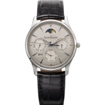Jaeger-LeCoultre Master Ultra Thin Perpetual Steel Silver United States of America, New York, New York