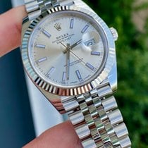 Rolex Datejust Steel 41mm Silver United States of America, Texas, Houston