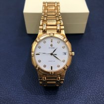Concord Yellow gold 32mm Quartz 957391 pre-owned