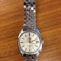 Omega Constellation Day-Date Steel 35mm Silver United Kingdom, Carshalton