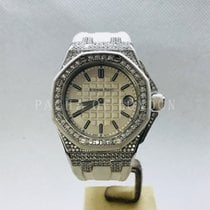 Audemars Piguet Royal Oak Offshore Lady 26048SK.ZZ.D010CA.01 Sehr gut Stahl 37mm Automatik