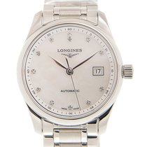 Longines Master Collection Steel 29mm White