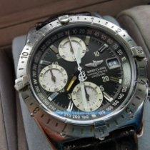 Breitling Chronomat GMT Acero 40mm Gris