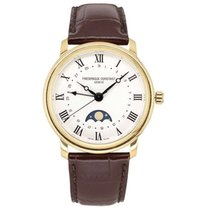 Frederique Constant Classics Moonphase 40mm White United States of America, Texas, Plano