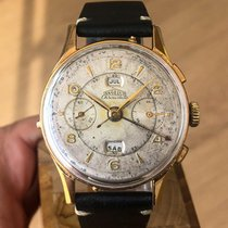 Angelus Gold/Steel 39mm Manual winding pre-owned United States of America, Massachusetts, Boston