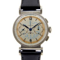 Longines 13zn Steel 1937 38mm pre-owned